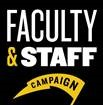 Faculty & Staff Campaign